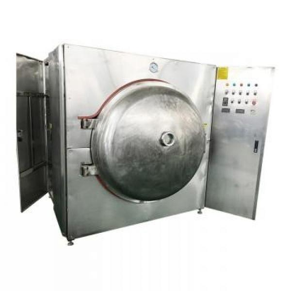 Intelligent Low Temperature Microwave Vacuum Dryer Machine with Sterilization and Disinfectin #2 image