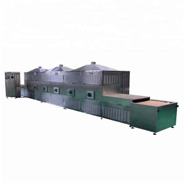 1200kg IQF Tunnel Freezer Industrial Use Freezing Machine for Seafood/Shrimp/Fish/Meat/Fruit/Vegetable/Pasta #2 image