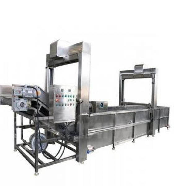 2050kg IQF Tunnel Freezer Industrial Use Freezing Machine for Seafood/Shrimp/Fish/Meat/Fruit/Vegetable/Pasta #3 image