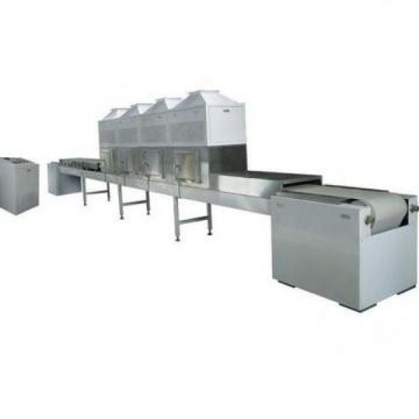 650kg IQF Tunnel Freezer Industrial Use Freezing Machine for Seafood/Shrimp/Fish/Meat/Fruit/Vegetable/Pasta #2 image
