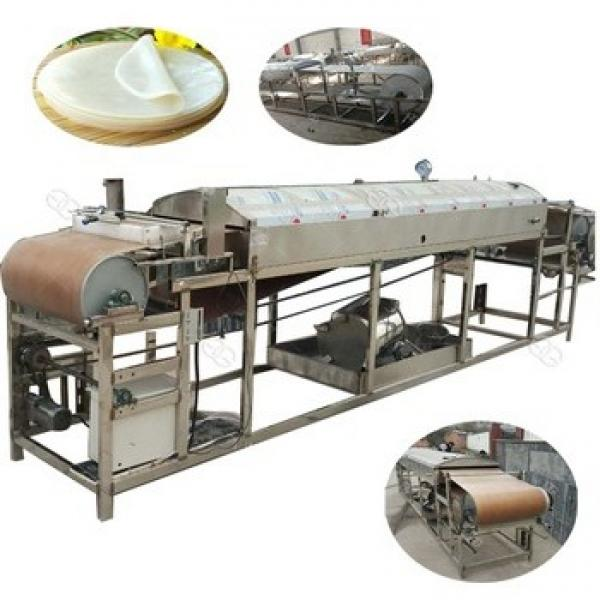 4 Kw Potato Starch Milk Dehydrator Making Machine High Quality Vacuum Filter #1 image