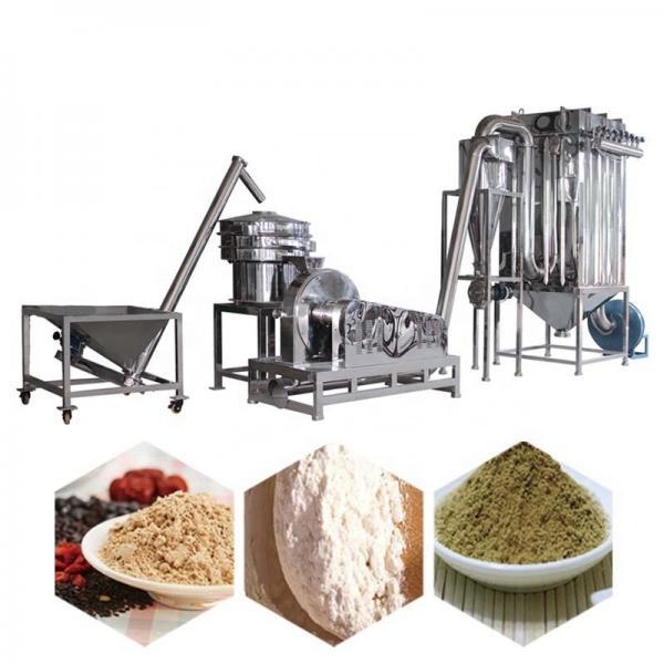 Instant Baby Food Making Machine Modified Corn Starch Making Machine Production Line Modified Corn Tapioca Cassava Starch #1 image