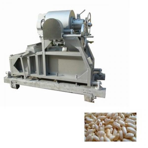 Wheat Flour Corn Puff Twin Screw Food Snack Extruder Machine #3 image