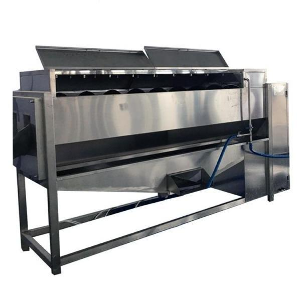 Multifunctional Automatic Potato Chip French Fry Cutter Blanching Production Line #3 image