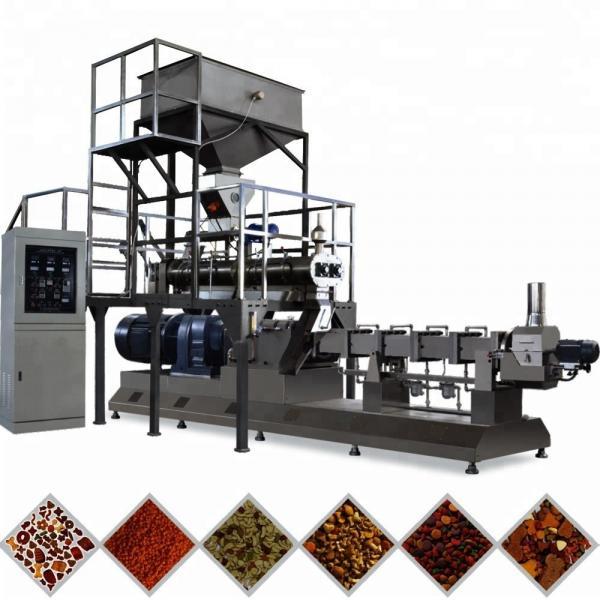 Pet Food Extruder Dry Dog Cat Fish Food Making Machine #2 image