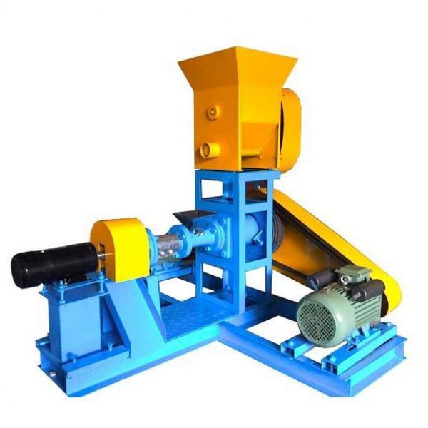 High Quality Dry Pet Food Extruder Pet Food Making Machine #1 image