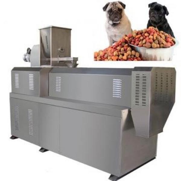 High Quality Dry Pet Food Extruder Pet Food Making Machine #2 image