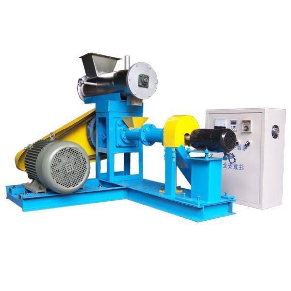 Automatic Pet Food Processing Machine / Pet Food Making Machine #2 image
