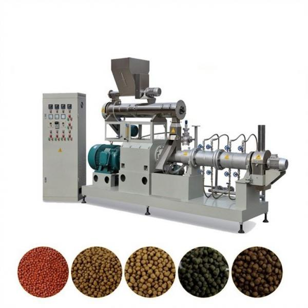 Small Size Floating Fish Feed Pellet Processing Machine with Diesel Engine #1 image