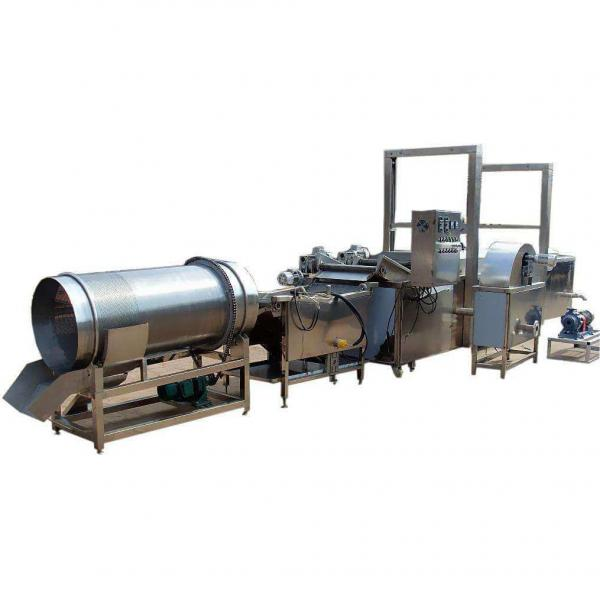 Professional Manufacturer Potato Chips Making Equipment French Fries Machine Price #2 image