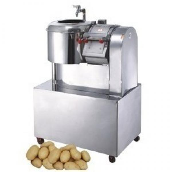 Industrial Small Scale Finger Potato Crisps Frying Making Machine Potato Chips Production Line #1 image