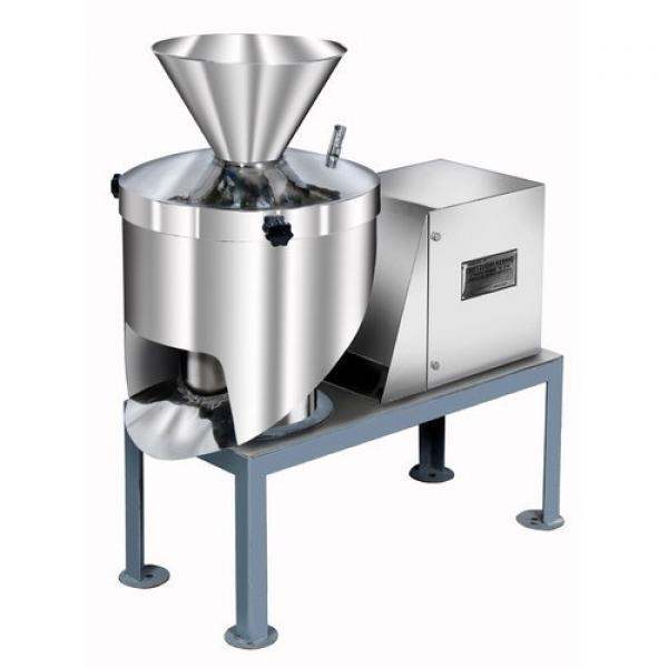100kg Per Hour Fully Automatic Potato Chips Crisps Making Equipment #1 image