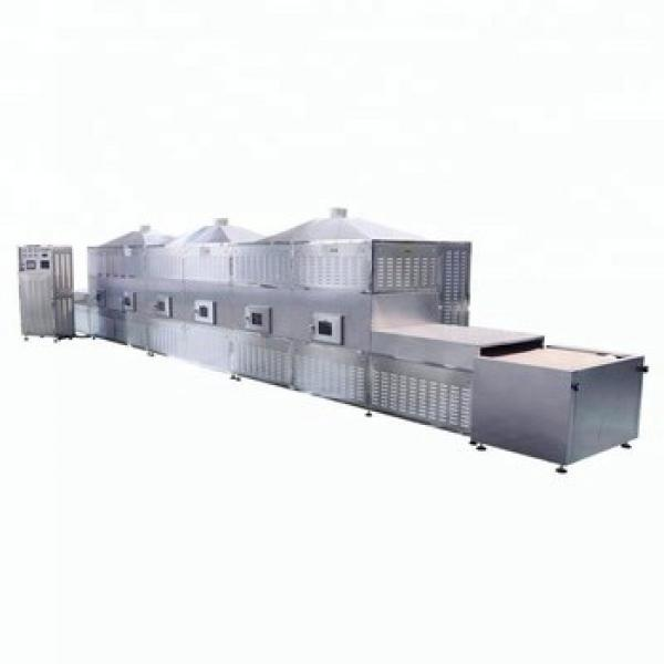 Commercial Automatic Tunnel Type Dryer and Ripening Almond Sterilization Machine #1 image