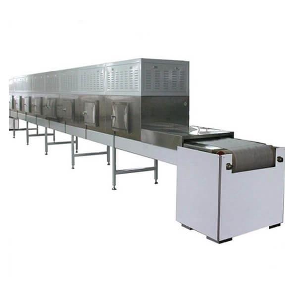 Industrial Tunnel Microwave Food Grain Nuts Fruit Vegetable Dryer Roasting Drying Curing Sterilization Machine #1 image