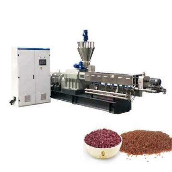 Automatic Choco Rice Pops Cereal Snack Food Extruder Machine Choco Snaps Coco Pops Production Line #2 image